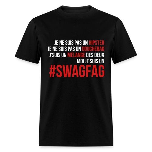 #SWAGFAG - Homme - T-shirt pour hommes