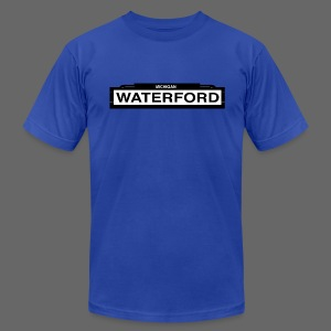 Waterford - Men's T-Shirt by American Apparel