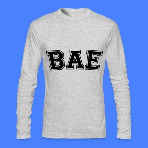 BAE Long Sleeve Shirts - Men's Long Sleeve T-Shirt by Next Level