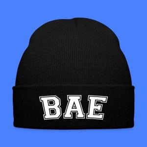 BAE Caps - Knit Cap with Cuff Print