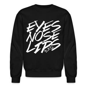 [BB] Eyes. Nose. Lips. - Crewneck Sweatshirt