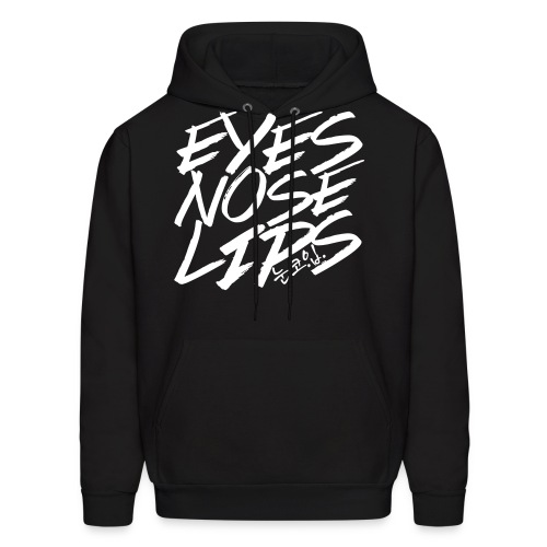 [BB] Eyes. Nose. Lips. - Men's Hoodie