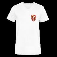 T-Shirts ~ Men's V-Neck T-Shirt by Canvas ~ Article 16370880