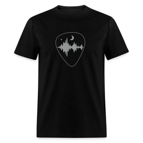 Sound Wave Naute - Men's T-Shirt