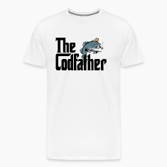 The Codfather Men's Premium T-shirt