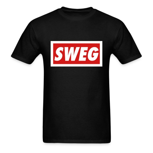 SWEG (parodie) - Homme - T-shirt pour hommes