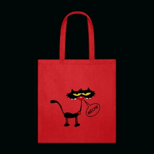 Cat's Meow - Tote Bag