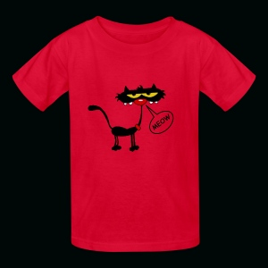 Cat's Meow - Kids' T-Shirt