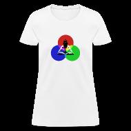 T-Shirts ~ Women's T-Shirt ~ Darth Vader Dojo Women