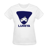 T-Shirts ~ Women's T-Shirt ~ Lumiya Portrait Women
