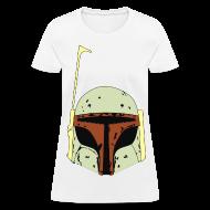 Women's T-Shirts ~ Women's T-Shirt ~ Boba Fett Women