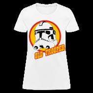 Women's T-Shirts ~ Women's T-Shirt ~ Old Trooper Women