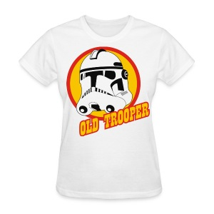 Old Trooper Women - Women's T-Shirt