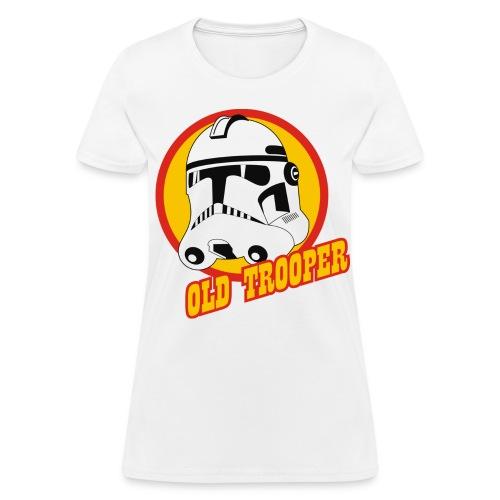 Old Trooper Women - Women's T-Shirt