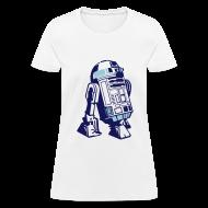 T-Shirts ~ Women's T-Shirt ~ R2D2 Cool Women