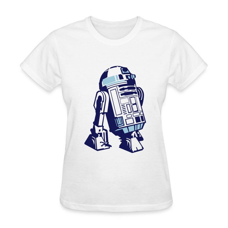 R2D2 Cool Women - Women's T-Shirt