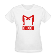 Women's T-Shirts ~ Women's T-Shirt ~ Dredd Mask for fans Women