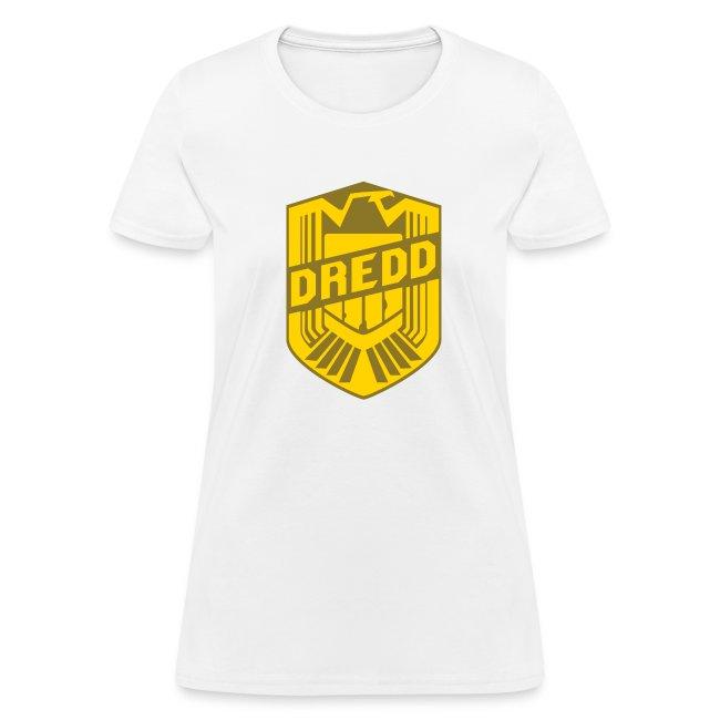Dredd Eagle logo Women