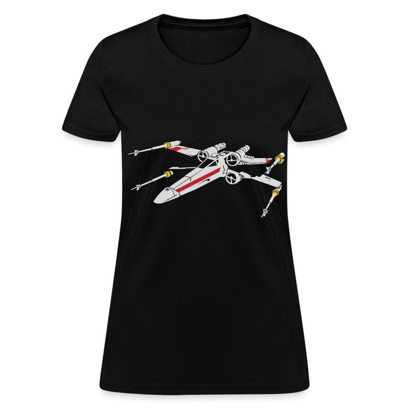 SKYF-01-020 xwing-01 Wars Women - Women's T-Shirt