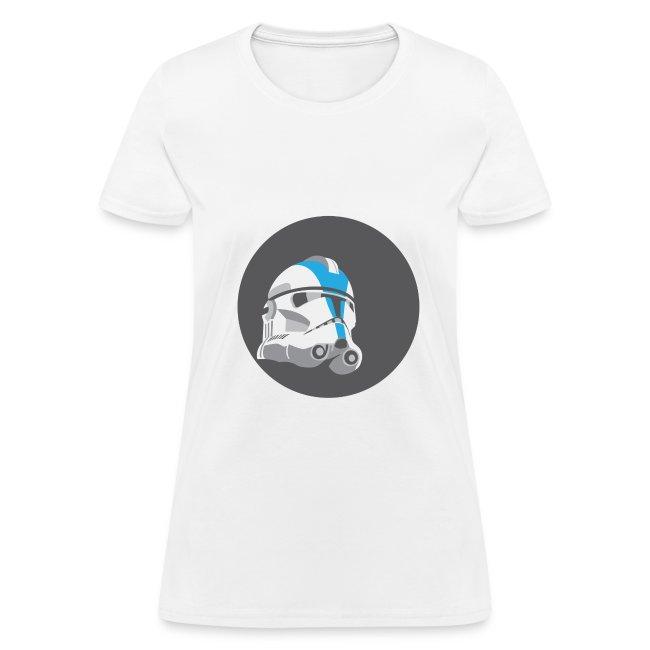 SKYF-01-018 StarTrooper Head Women