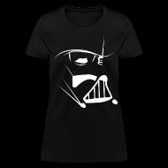 T-Shirts ~ Women's T-Shirt ~ Darth Vader Closeup Women
