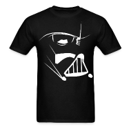 T-Shirts ~ Men's T-Shirt ~ Darth Vader Closeup