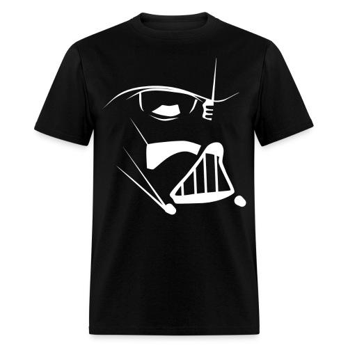 Darth Vader Closeup - Men's T-Shirt