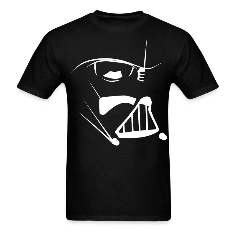 Darth Vader Closeup - Men's T-Shirt