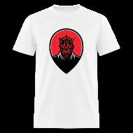 T-Shirts ~ Men's T-Shirt ~ SKYF-01-027 darth maul portrait