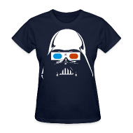 Women's T-Shirts ~ Women's T-Shirt ~ SKYF-01-028 vader wear 3D Women