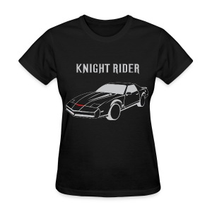 SKYF-01-034 knight rider car Women - Women's T-Shirt