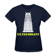 T-Shirts ~ Women's T-Shirt ~ SKYF-01-037 Dr.who_daleks Women