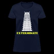 Women's T-Shirts ~ Women's T-Shirt ~ SKYF-01-037 Dr.who_daleks Women