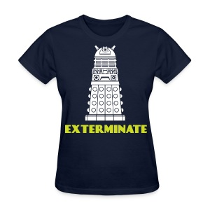 SKYF-01-037 Dr.who_daleks Women - Women's T-Shirt