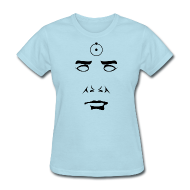 T-Shirts ~ Women's T-Shirt ~ SKYF-01-041-Dr.Manhattan Women