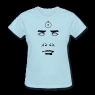 Women's T-Shirts ~ Women's T-Shirt ~ SKYF-01-041-Dr.Manhattan Women