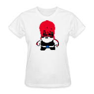 T-Shirts ~ Women's T-Shirt ~ SKYF-01-062-fortress bear Women