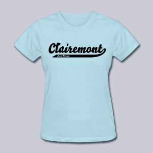 Clairemont San Diego  - Women's T-Shirt