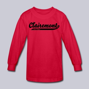 Clairemont San Diego  - Kids' Long Sleeve T-Shirt