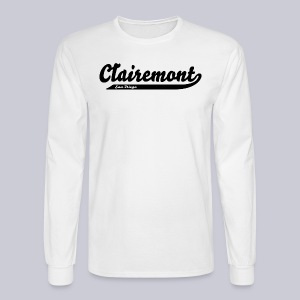 Clairemont San Diego  - Men's Long Sleeve T-Shirt