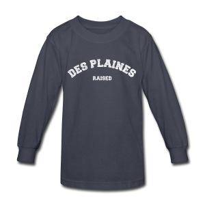 Des Plaines Raised