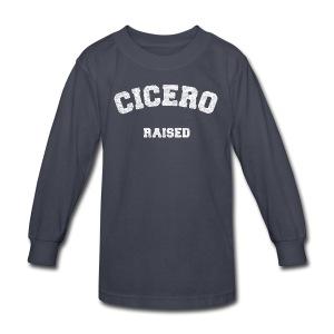 Cicero Raised