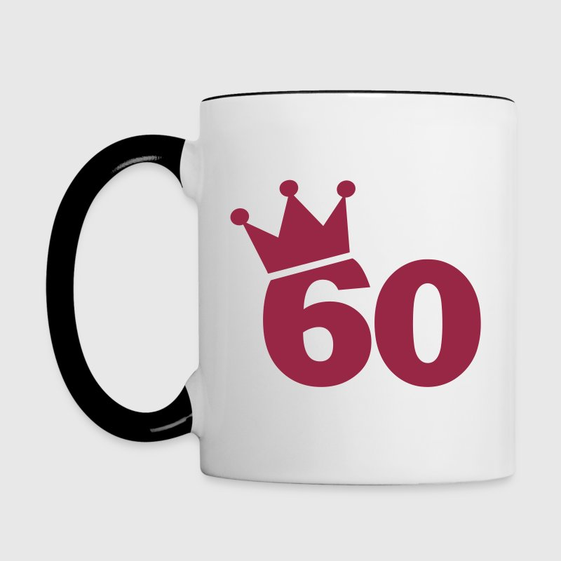 60 Bottles & Mugs - Contrast Coffee Mug