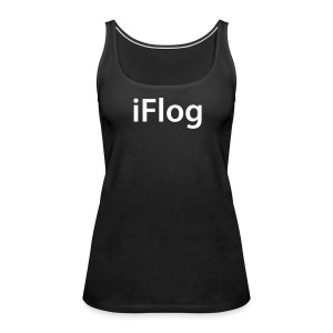 iFlog ladies' tank top - Women's Premium Tank Top