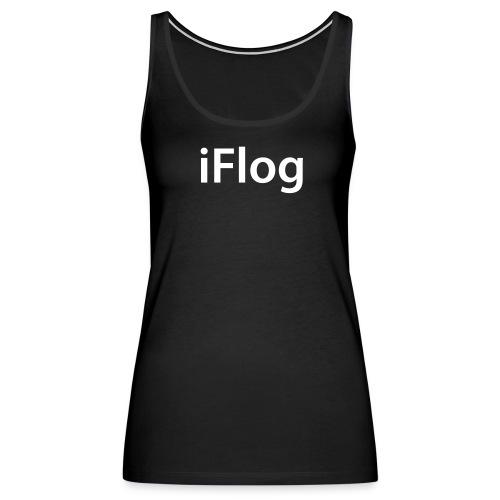 iFlog ladies' tank top - Women's Premium Tank Top