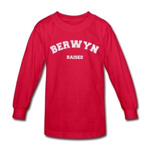 Berwyn Raised