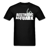 T-Shirts ~ Men's T-Shirt ~ Zyzz Aesthetic as FUARK T-Shirt