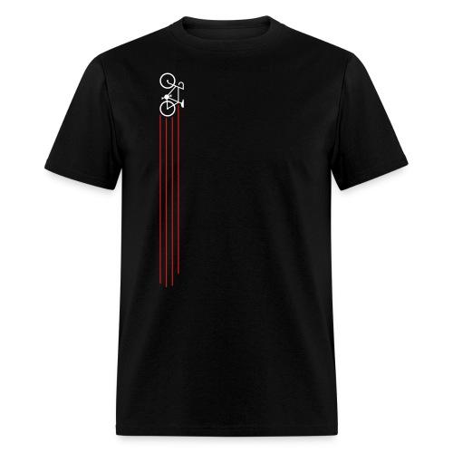 Go Fast (front) - Men's T-Shirt