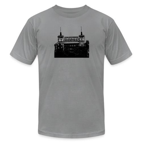 California Hotel Oakland - Men's Fine Jersey T-Shirt