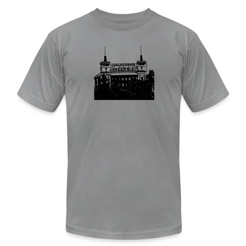 California Hotel Oakland - Men's Fine Jersey T-Shirt